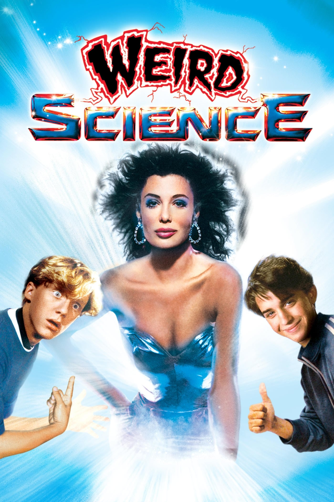 Weird Science (1985) - Vodly Movies