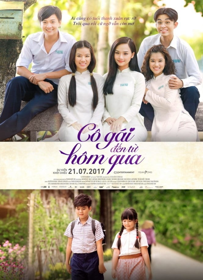 watch The Girl from Yesterday 2017 online free