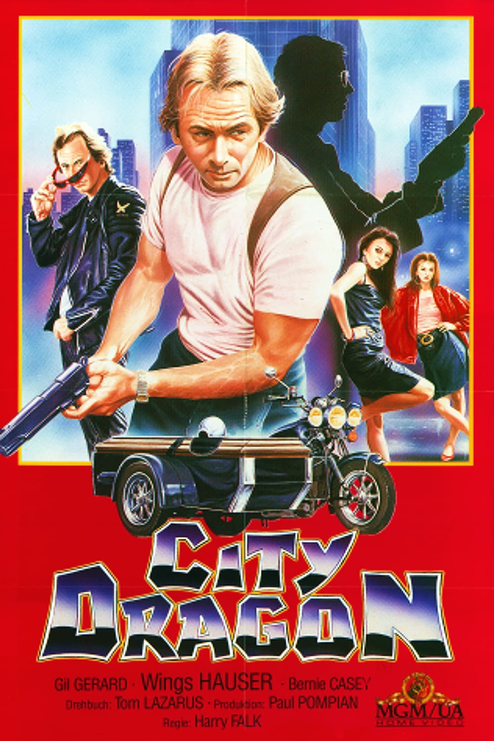 Ver City Dragon Online HD Español (1982)
