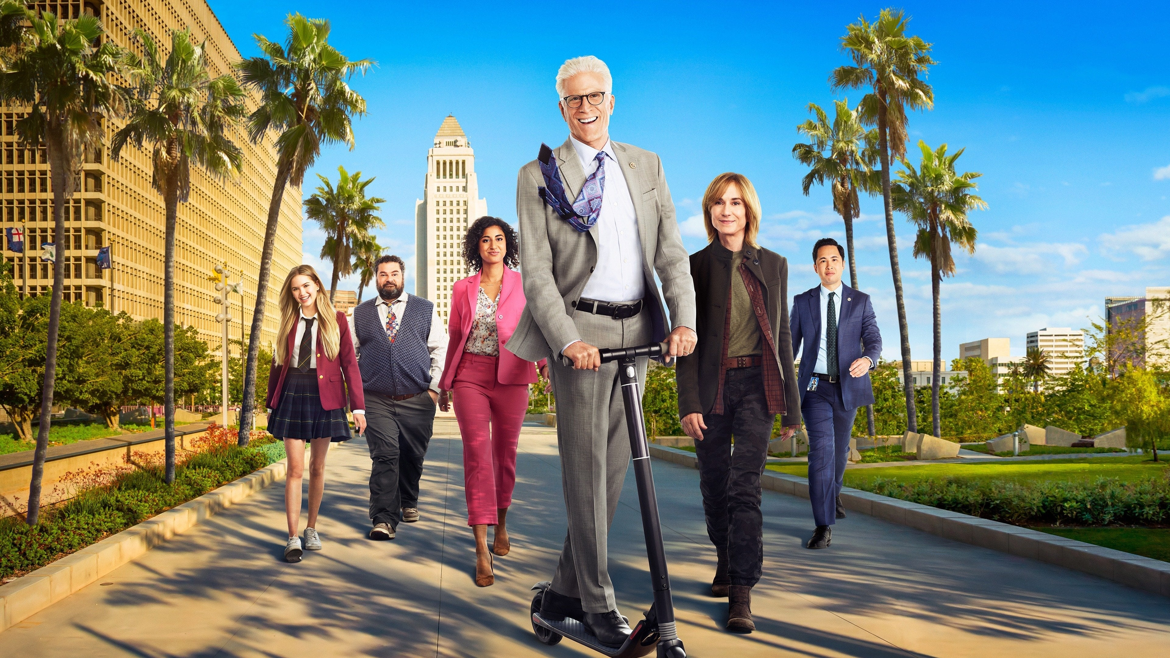 NBC renews Mr. Mayor with its second season