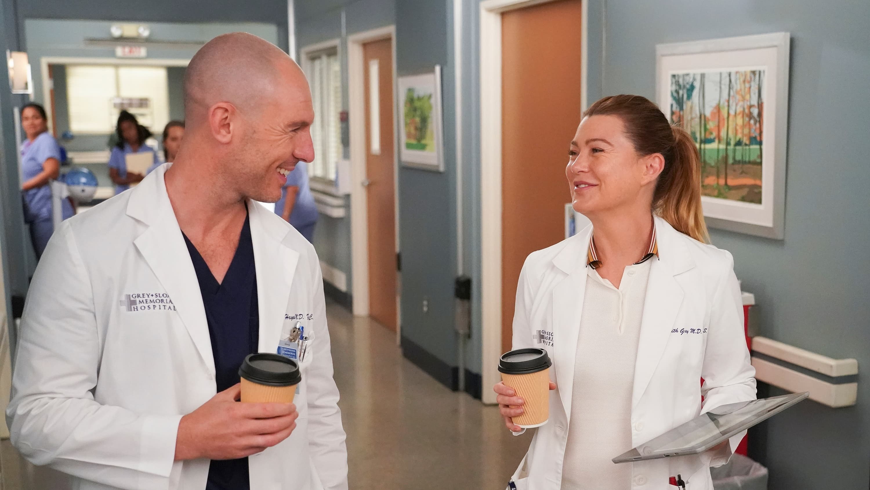 Grey's Anatomy Season 18 :Episode 3  Hotter Than Hell