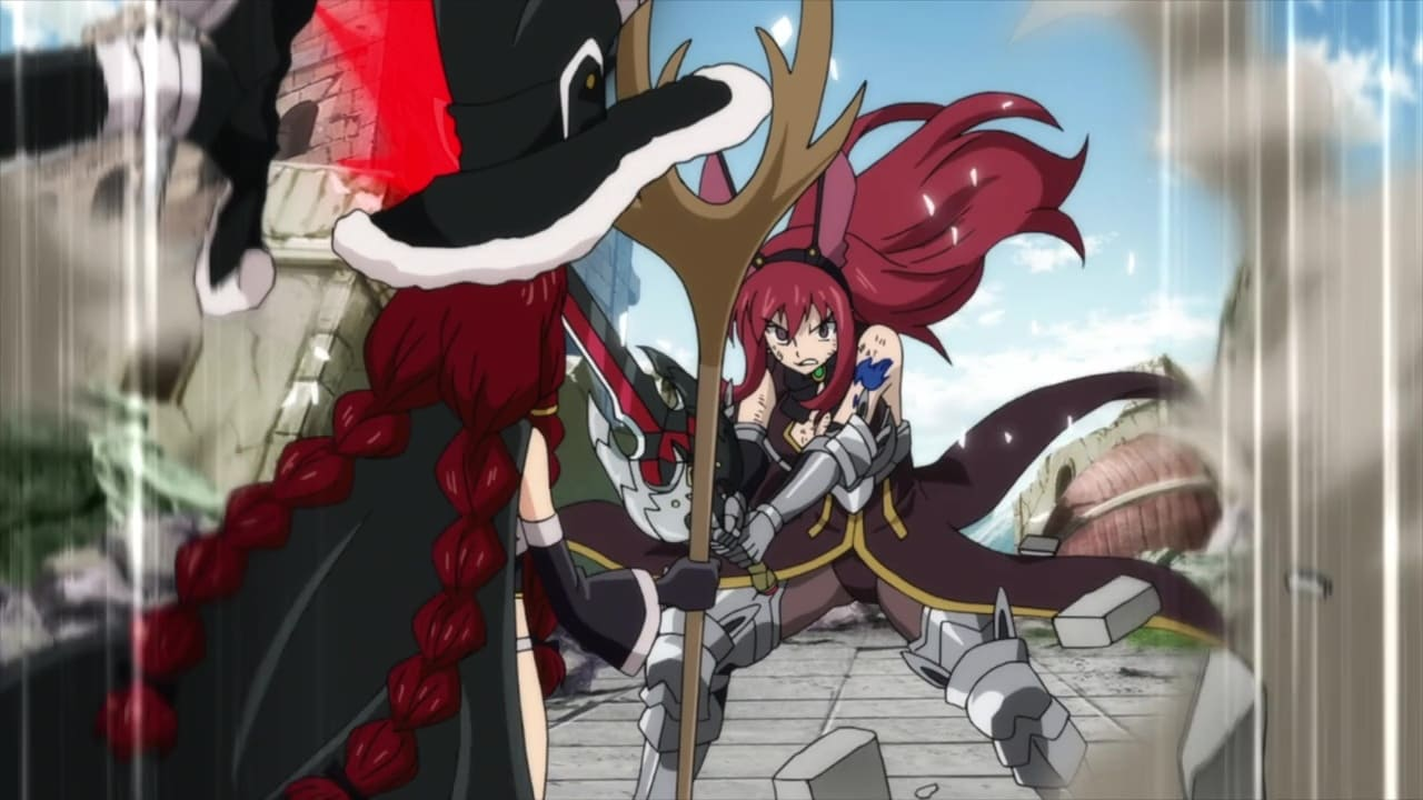 Fairy Tail Season 8 :Episode 37  Master Enchant