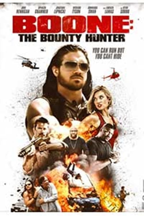 Ver Boone: The Bounty Hunter Online HD Español (2017)