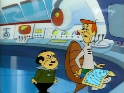 The Jetsons Season 2 :Episode 36  Robot's Revenge