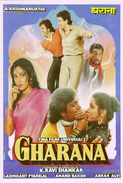 Ver Gharana Online HD Español (1989)