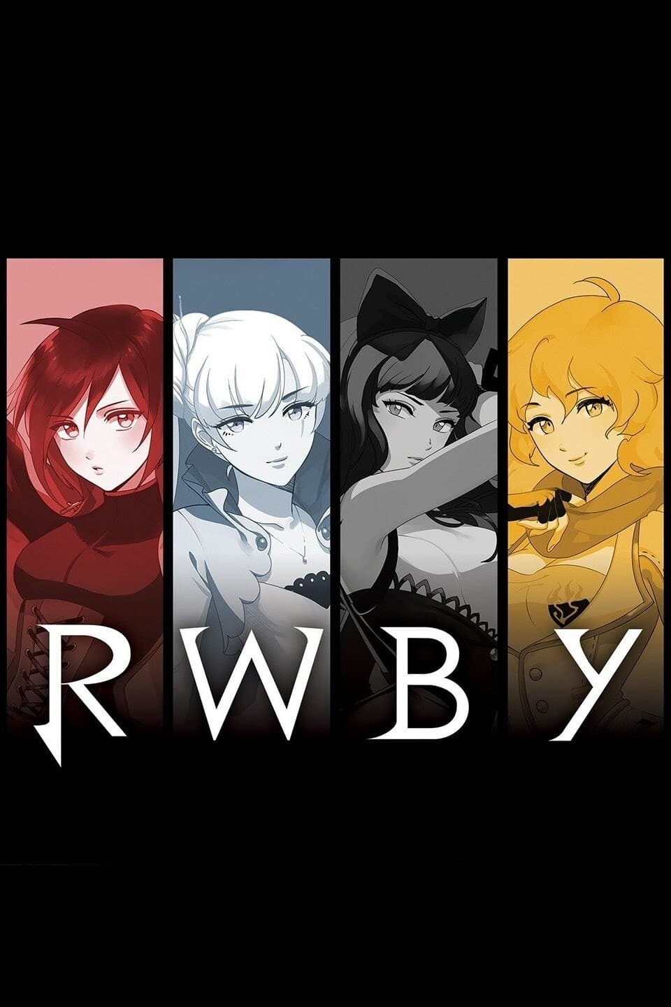 RWBY TV Shows About Combat