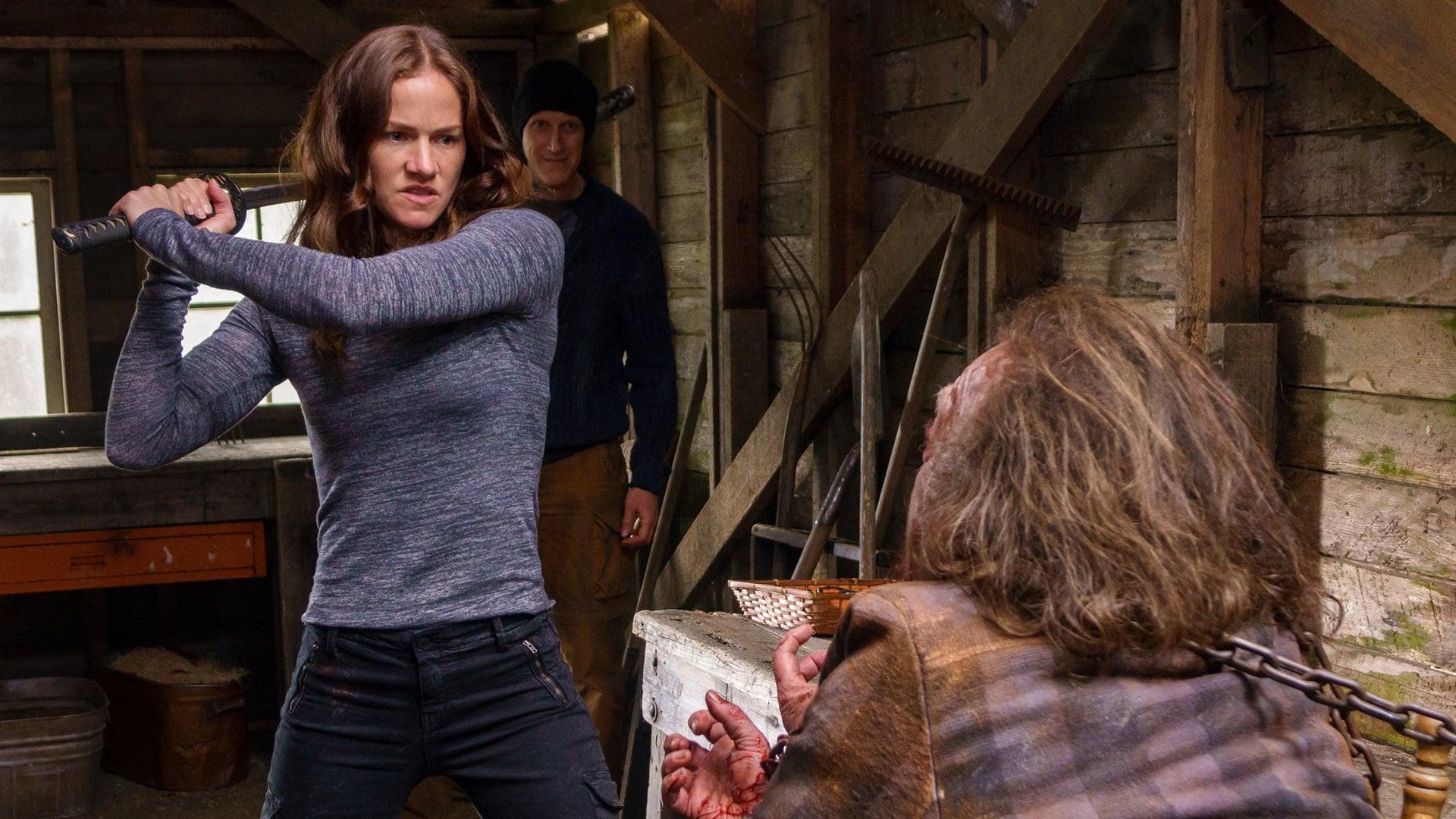 Van Helsing Season 1 :Episode 11  Last Time