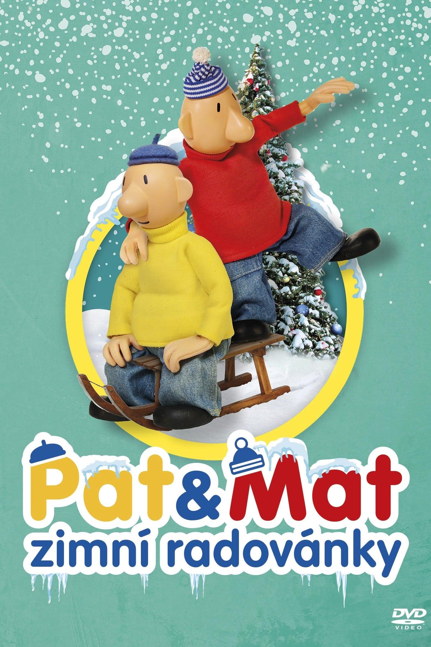 Pat & Mat: Winter Fun (2018)