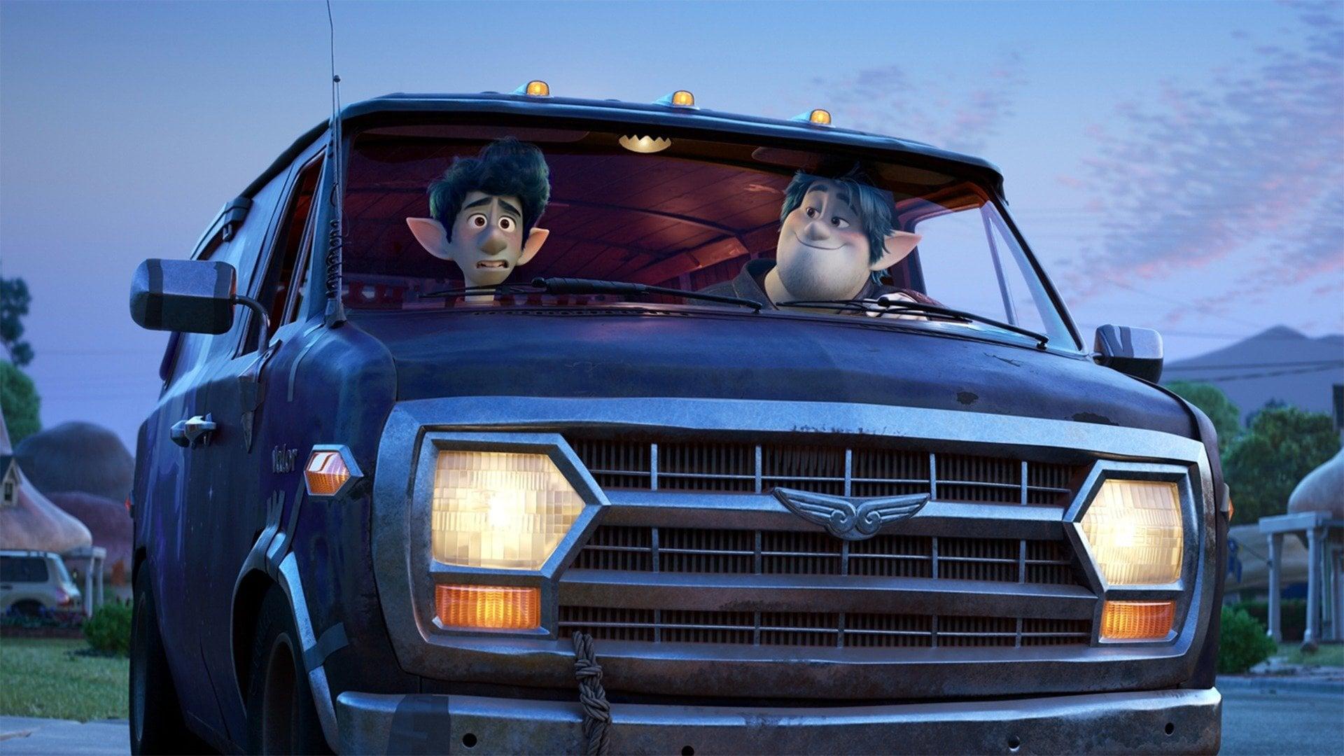 Pixar Naprzód