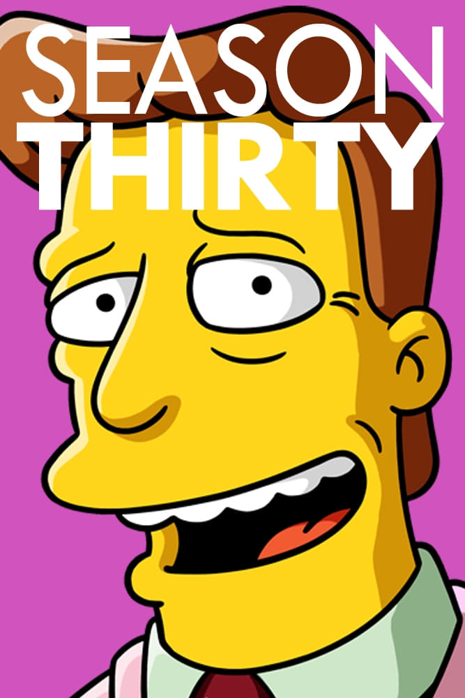 Die Simpsons Season 30