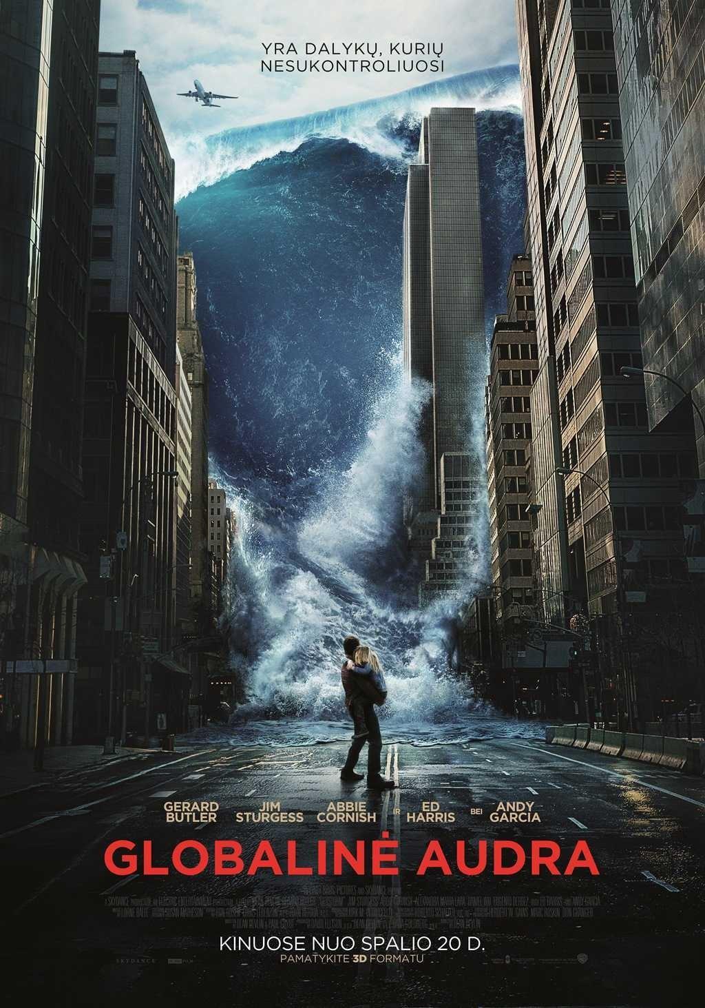 Globalinė audra