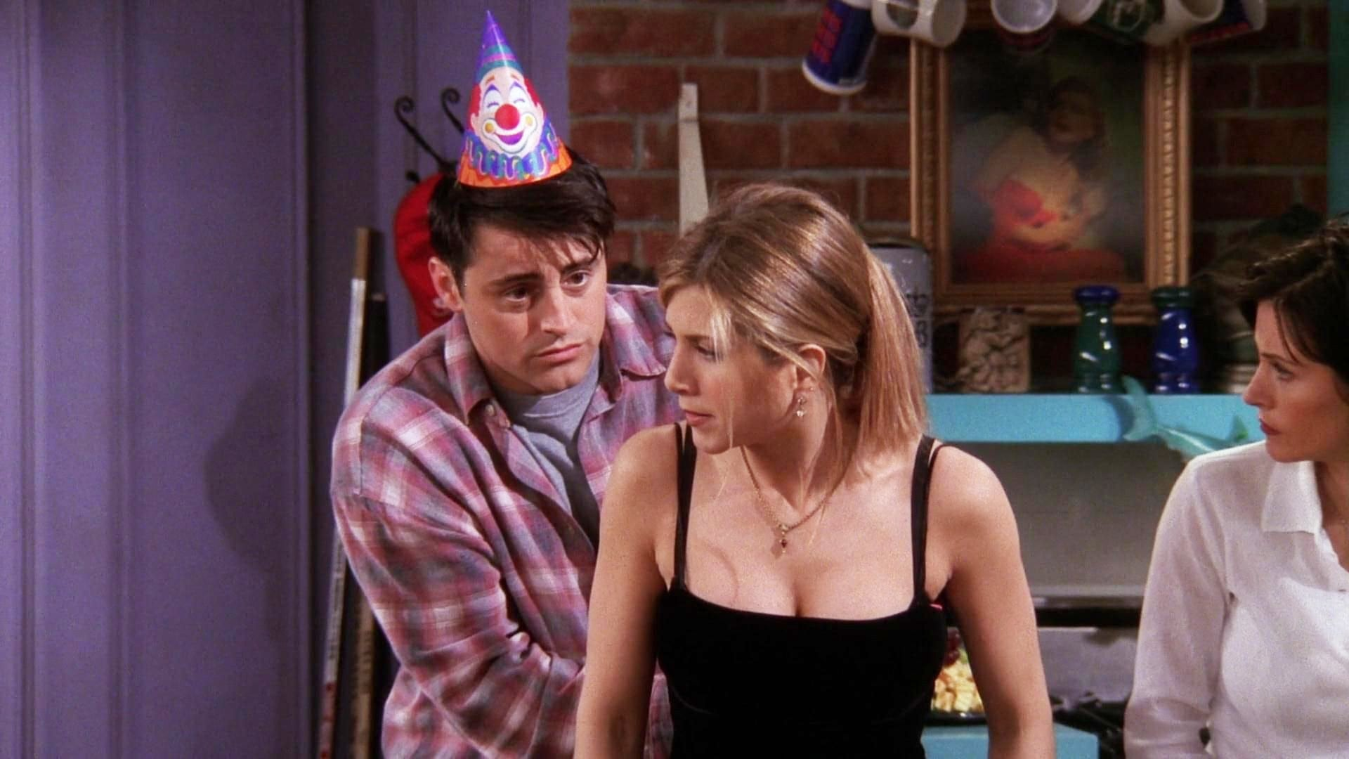 Friends Season 4 :Episode 16  The One with the Fake Party