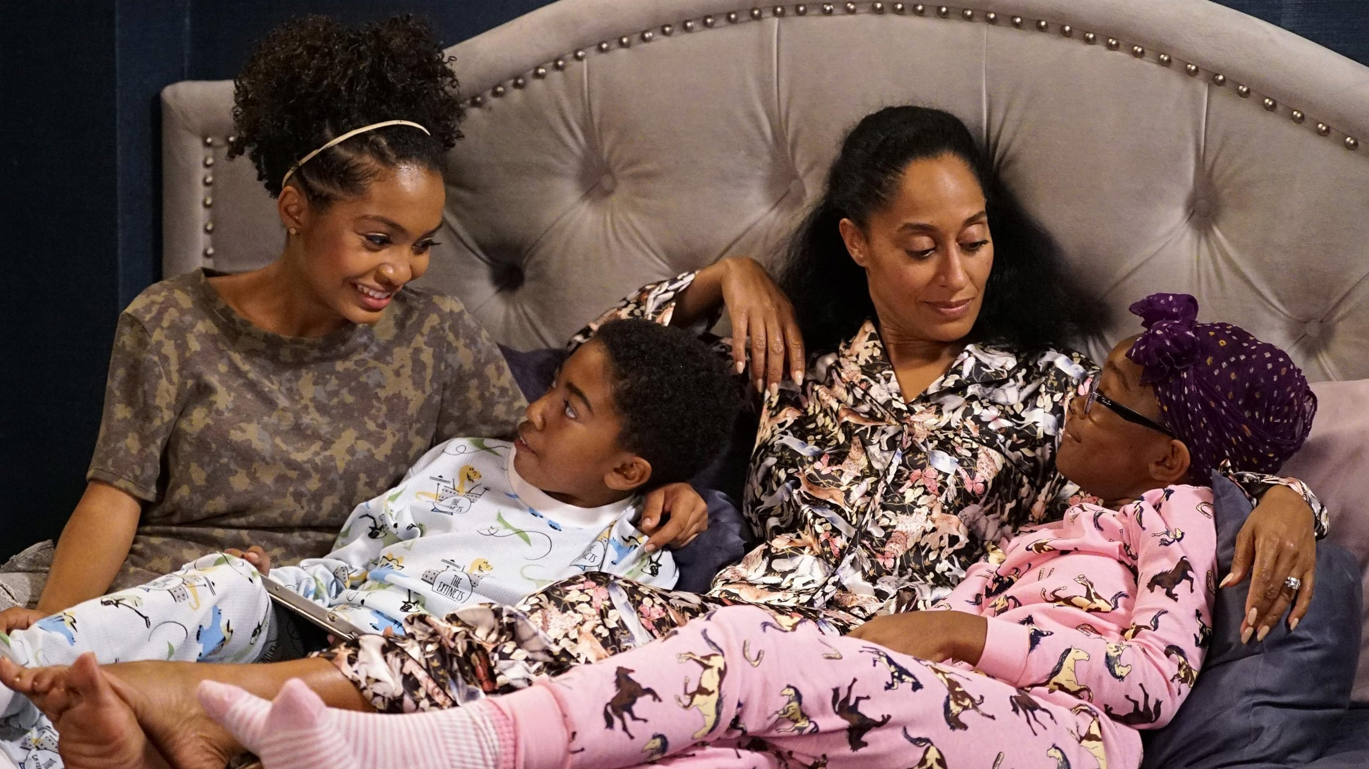 black-ish Season 3 :Episode 4  Who's Afraid of the Big Black Man?
