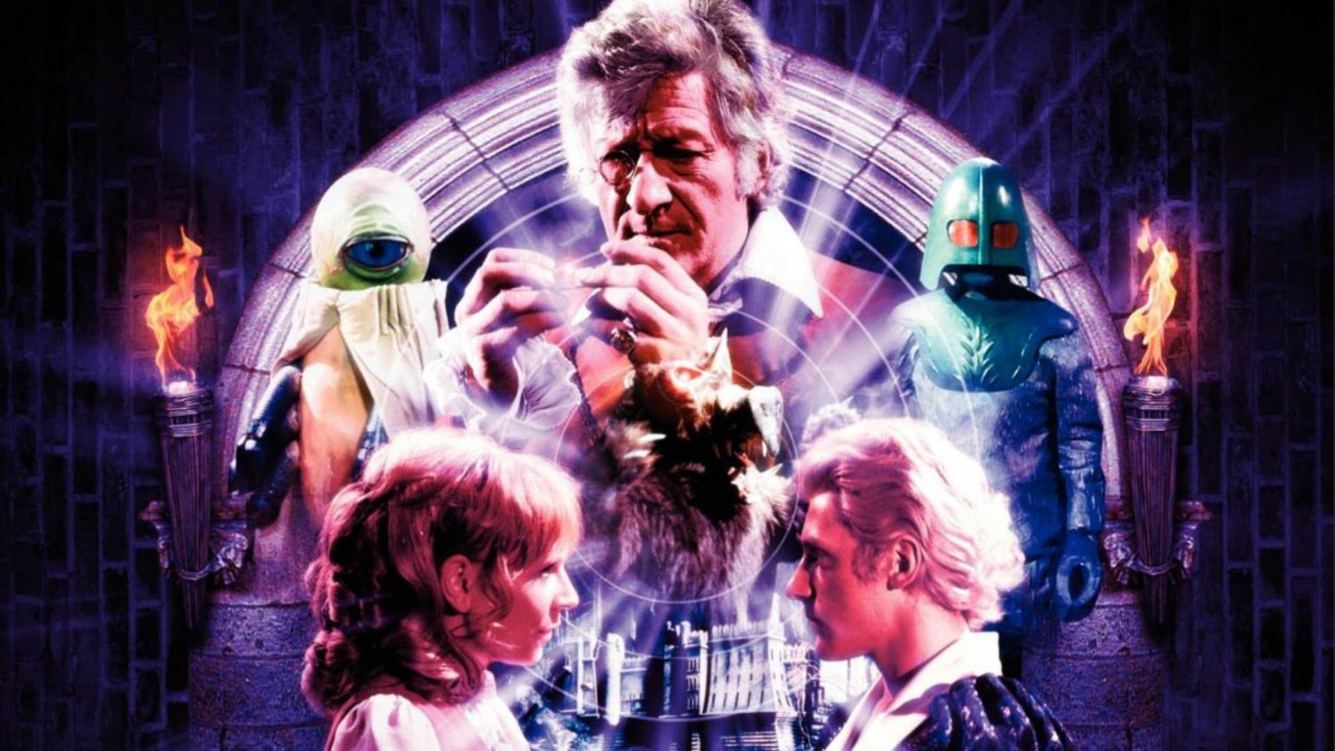 Doctor Who Season 9 :Episode 5  The Curse of Peladon, Episode One