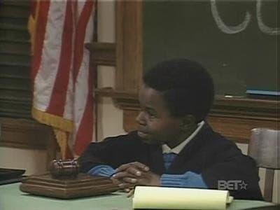 Diff'rent Strokes Season 7 :Episode 9  The Honorable Arnold J. Jackson