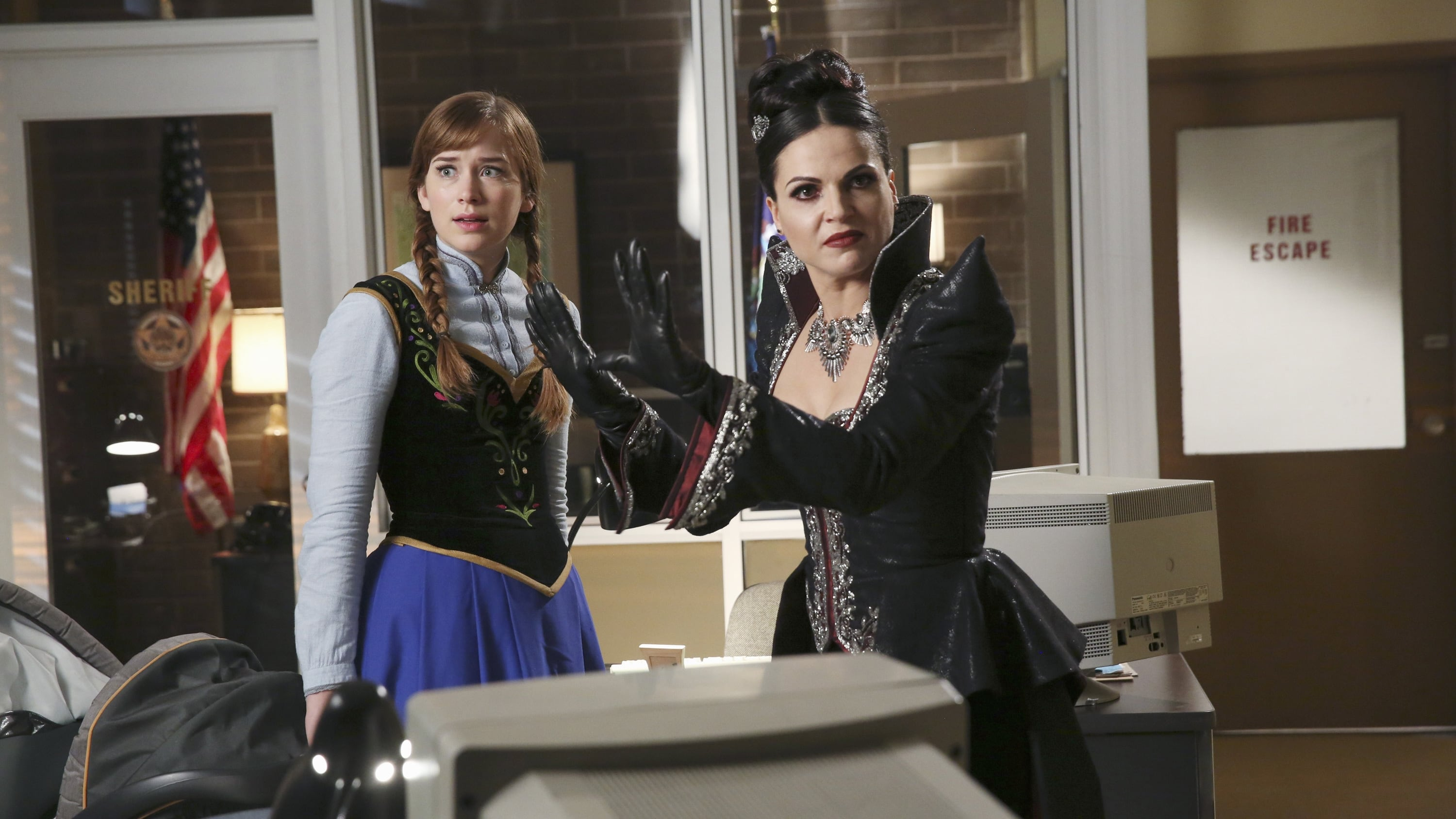 Once Upon a Time Season 4 :Episode 11  Shattered Sight