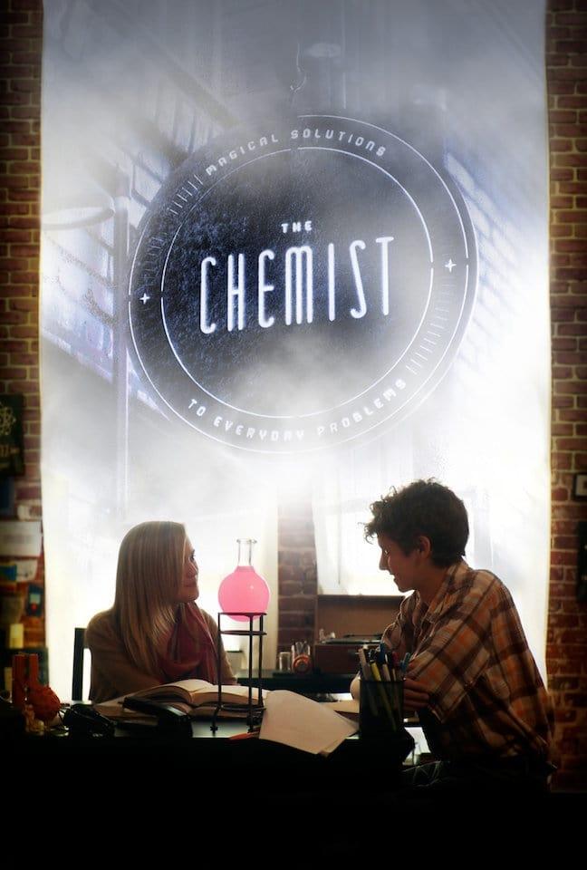 Ver The Chemist Online HD Español ()