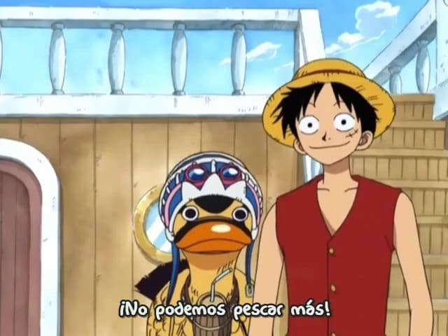 One Piece - Season 2 Episode 68 : Try Hard, Coby! Coby and Helmeppo's Struggles in the Marines!