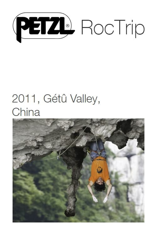 Ver Petzl RocTrip China 2011 Online HD Español ()