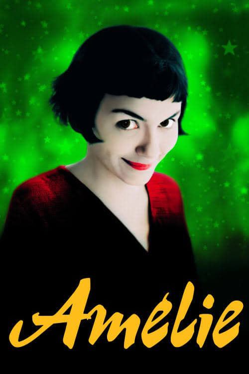 Amelie (2001) (1080p BluRay x265 HEVC 10bit AAC 5.1 French Tigole) [6.1 GB]