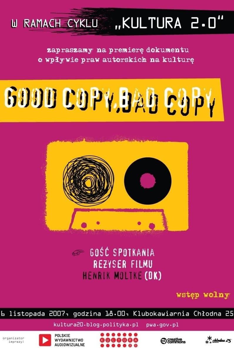 Good Copy Bad Copy