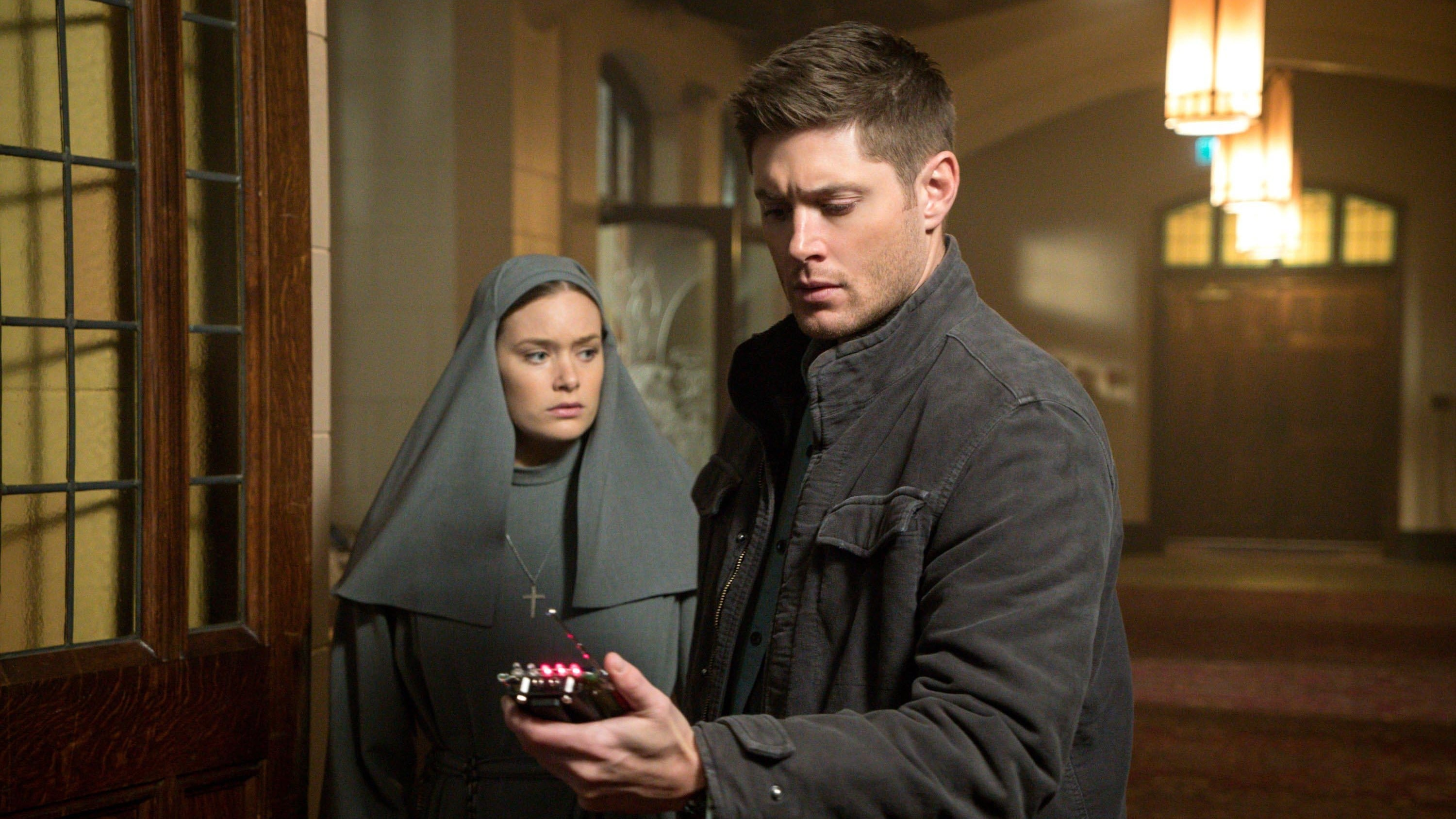 Supernatural Season 10 :Episode 16  Paint It Black