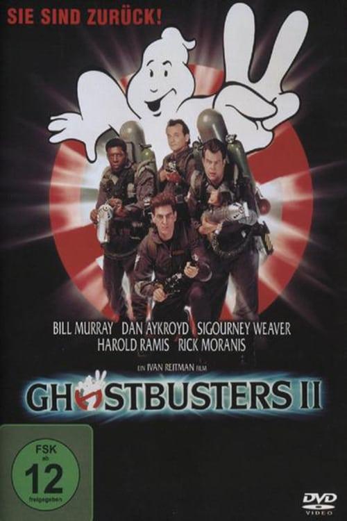 Ghostbusters 2 Ganzer Film Deutsch