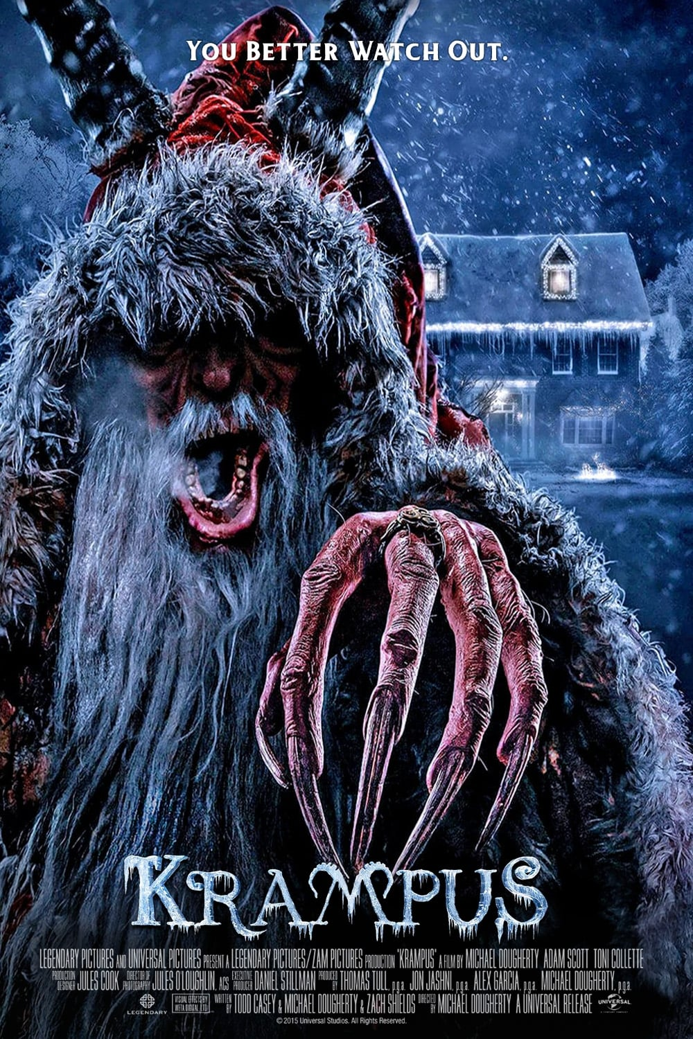 Krampus 2021 Stream Deutsch
