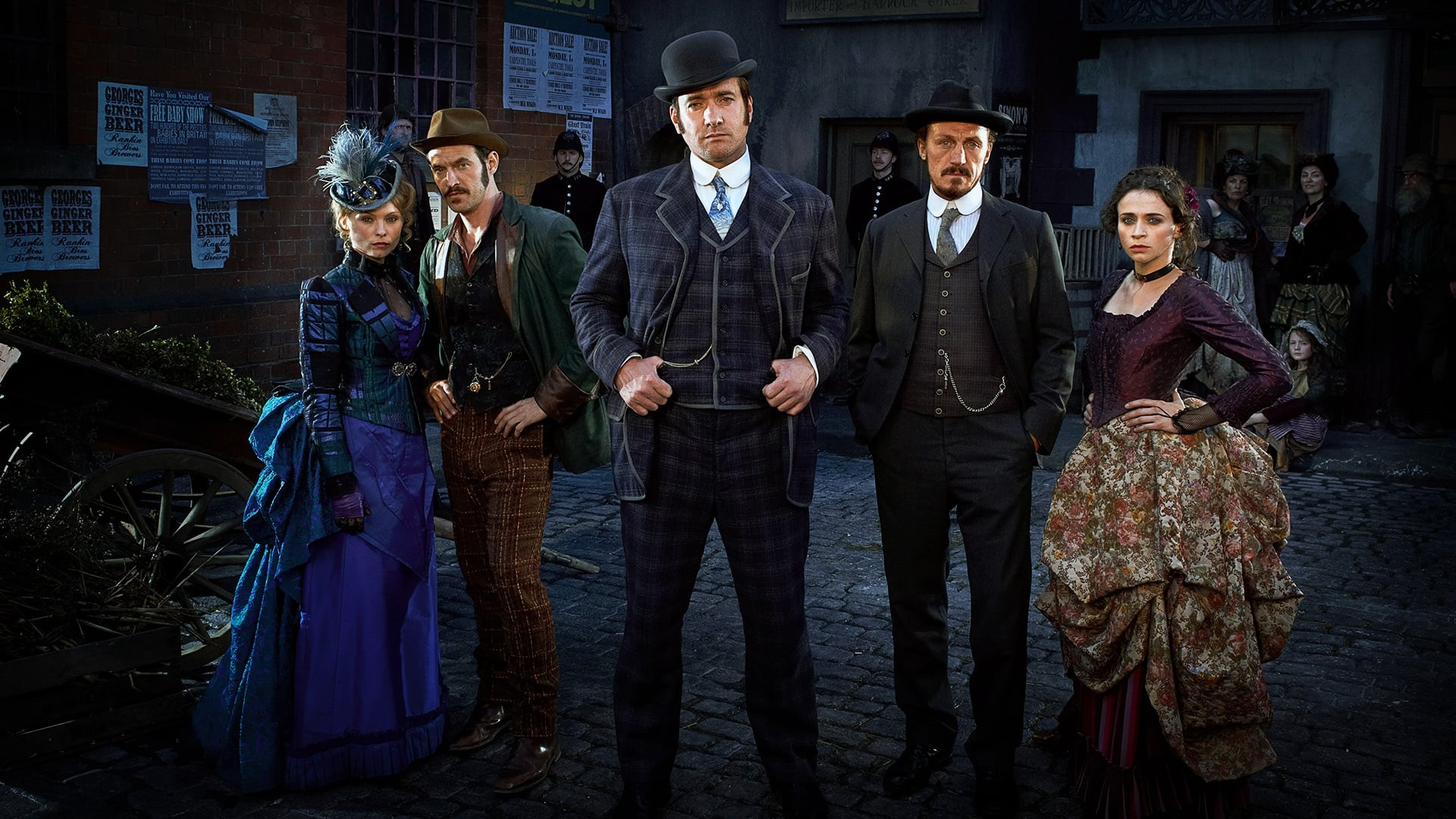 Amazon gives Ripper Street two new seasons