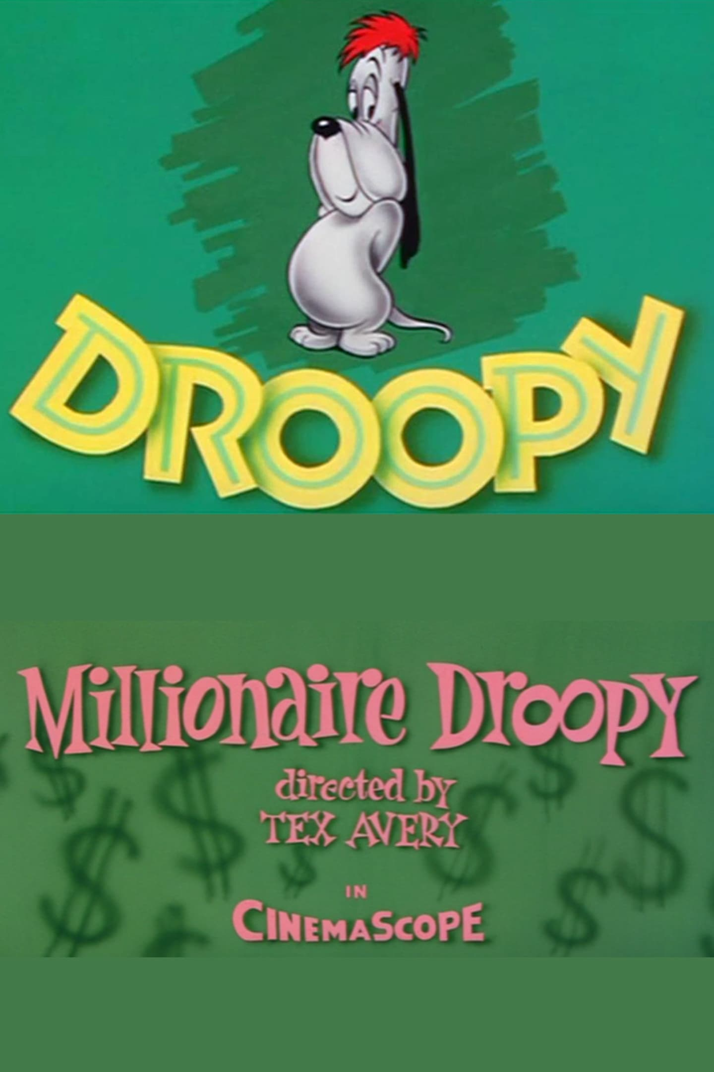Millionaire Droopy (1956)