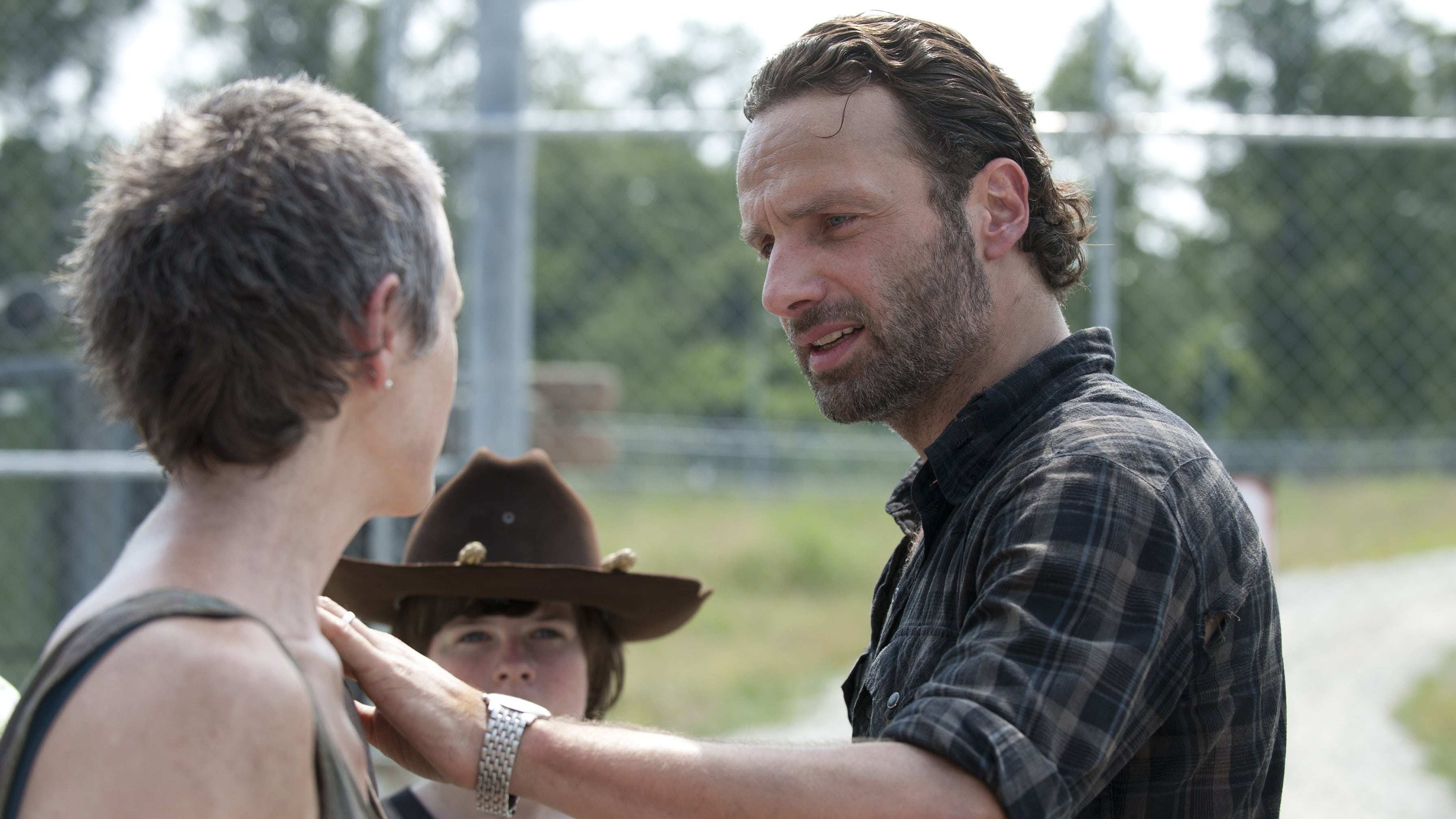 The Walking Dead Season 3 :Episode 9  The Suicide King