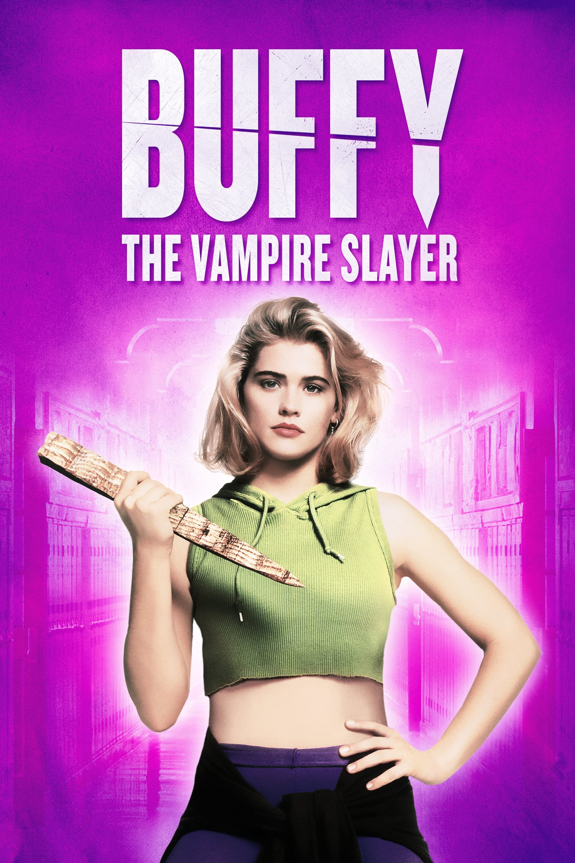 buffy the vampire slayer 1992 posters � the movie
