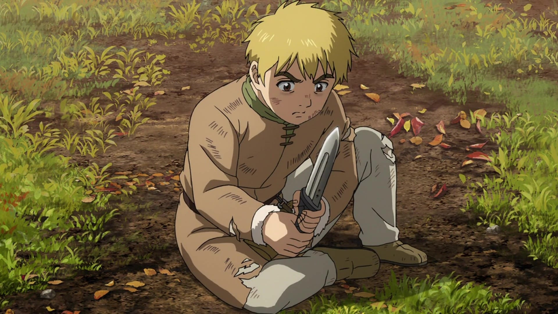 Vinland Saga Season 1 :Episode 5  The Troll's Son