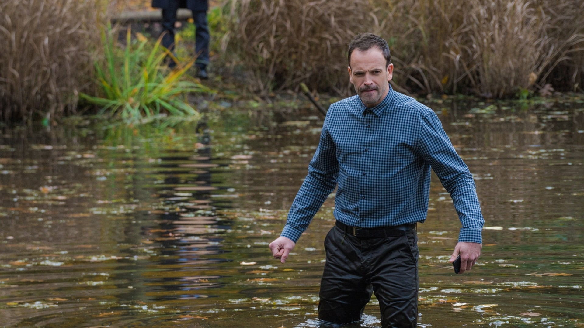 Elementary Season 4 :Episode 11  Down Where the Dead Delight
