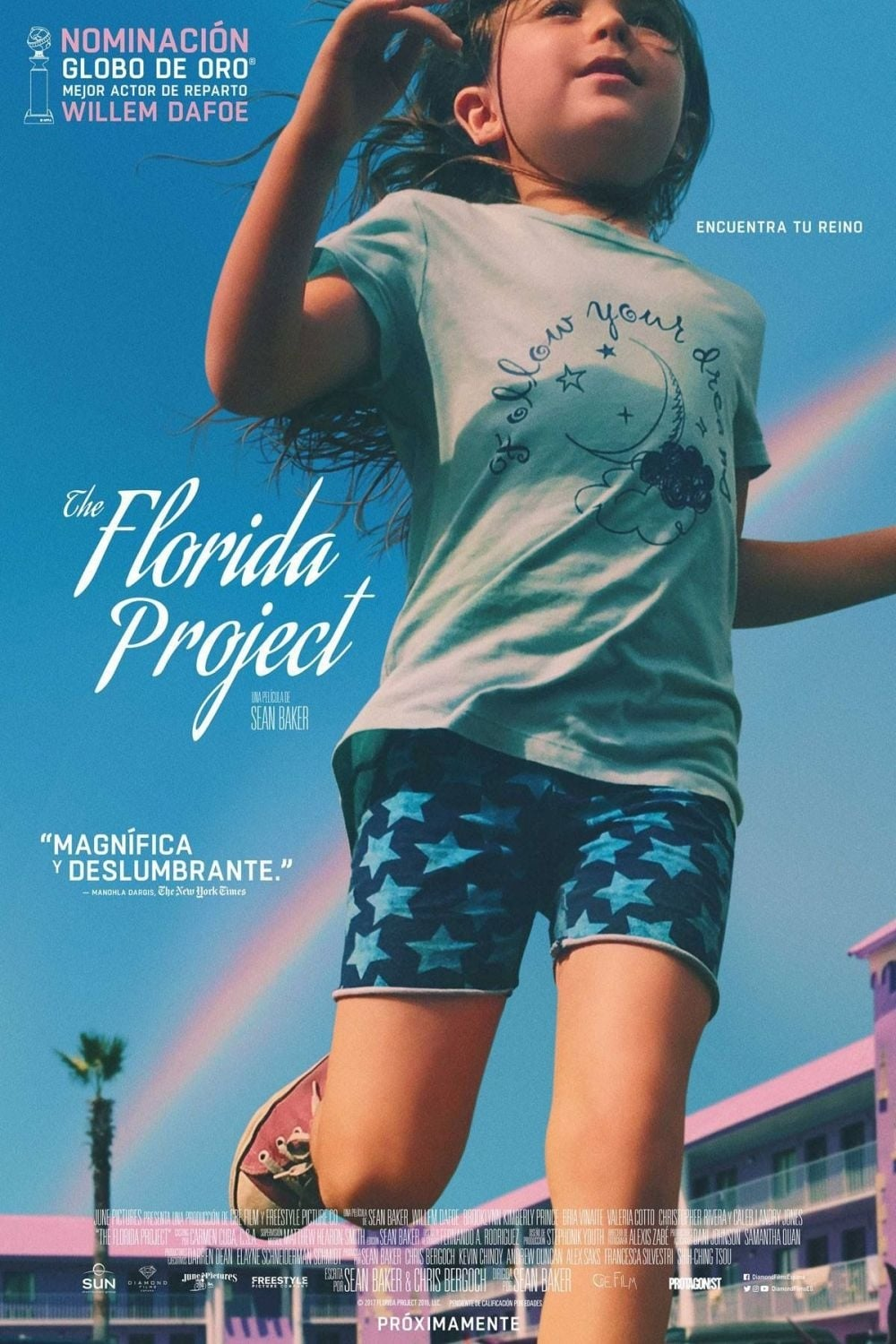 Póster The Florida Project