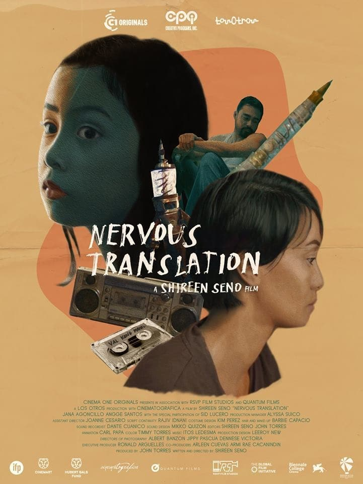 Ver Nervous Translation Online HD Español ()