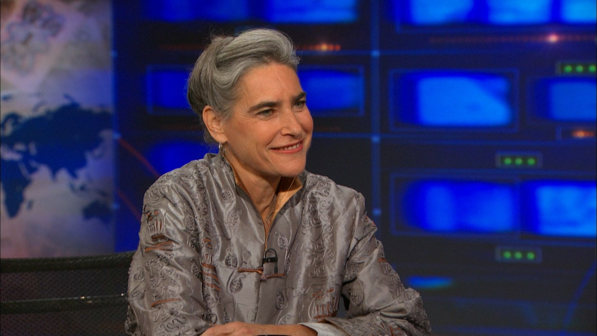 The Daily Show with Trevor Noah Season 20 :Episode 56  Sarah Chayes