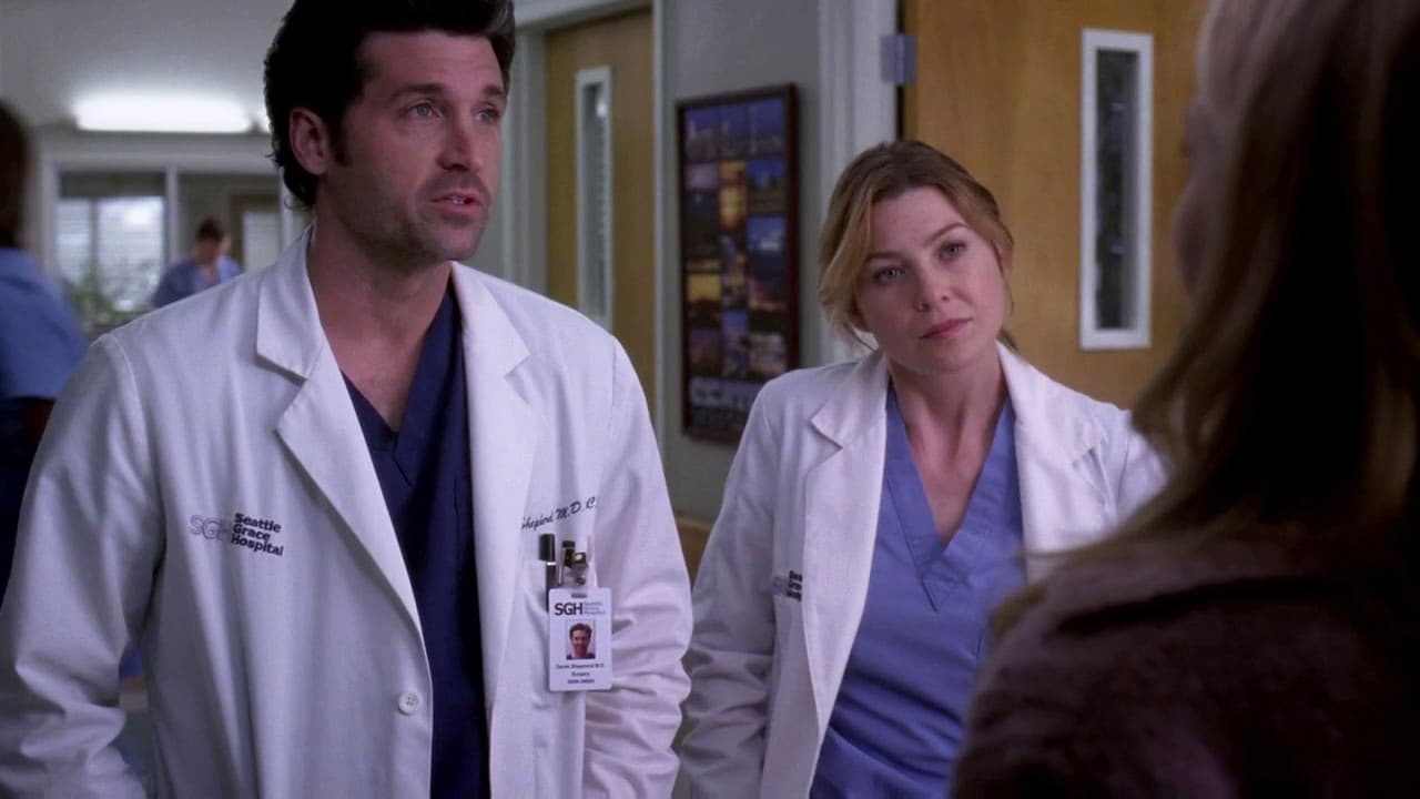 Grey's Anatomy Season 4 :Episode 16  Freiheit (Teil 1)