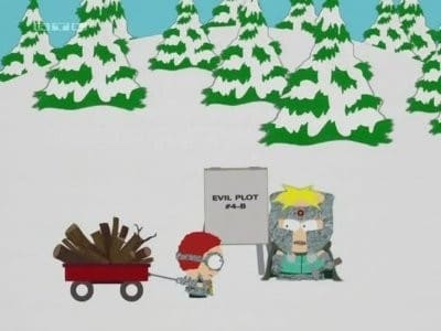 South Park Season 6 :Episode 7  The Simpsons Already Did It