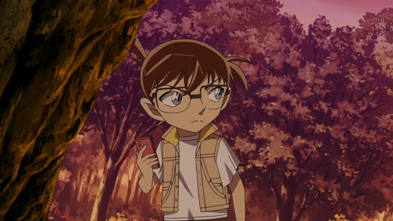 Case Closed Season 1 :Episode 869  Conan Disappears Over a Cliff (1)