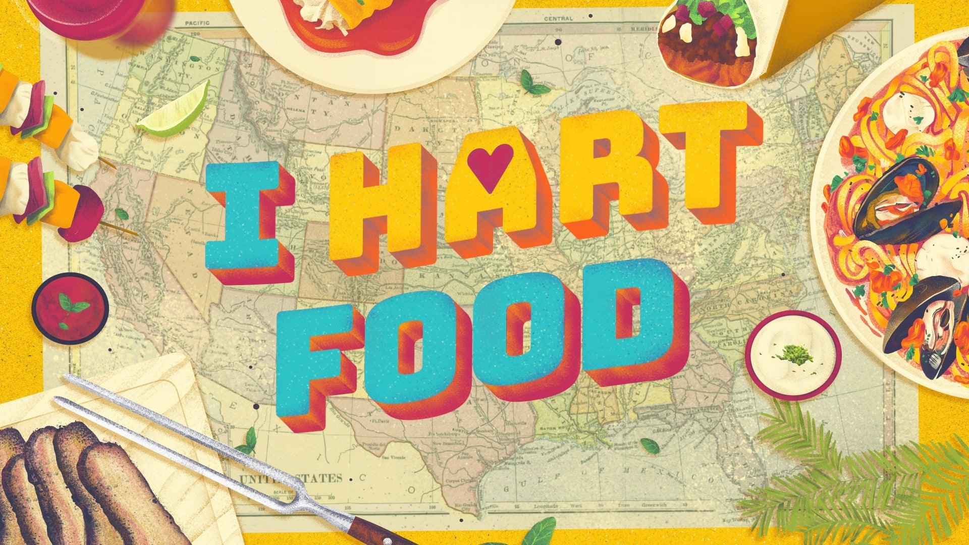 I Hart Food