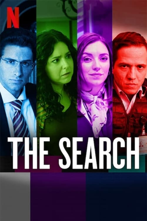 Crime Diaries: The Search