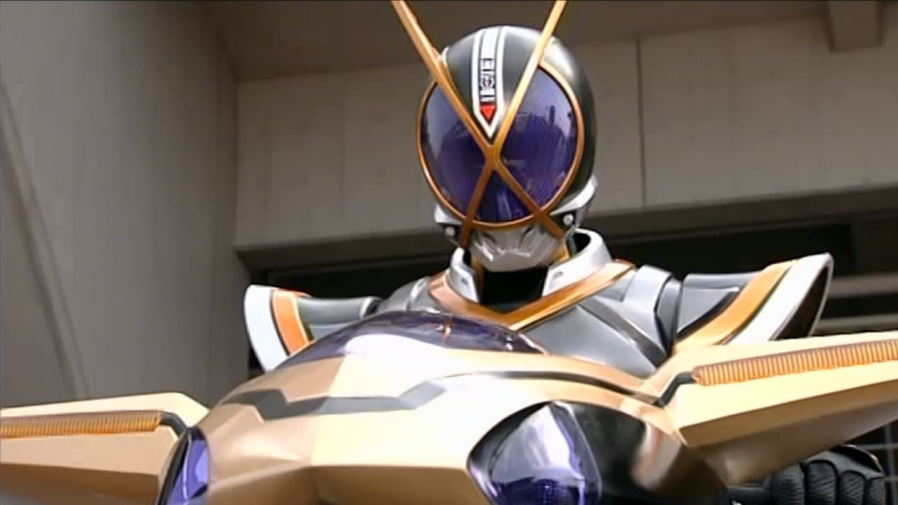 Kamen Rider Season 13 :Episode 15  The Fallen Idol ~ φ's vs. χ