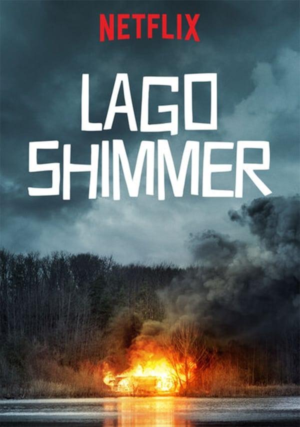 Póster Lago Shimmer
