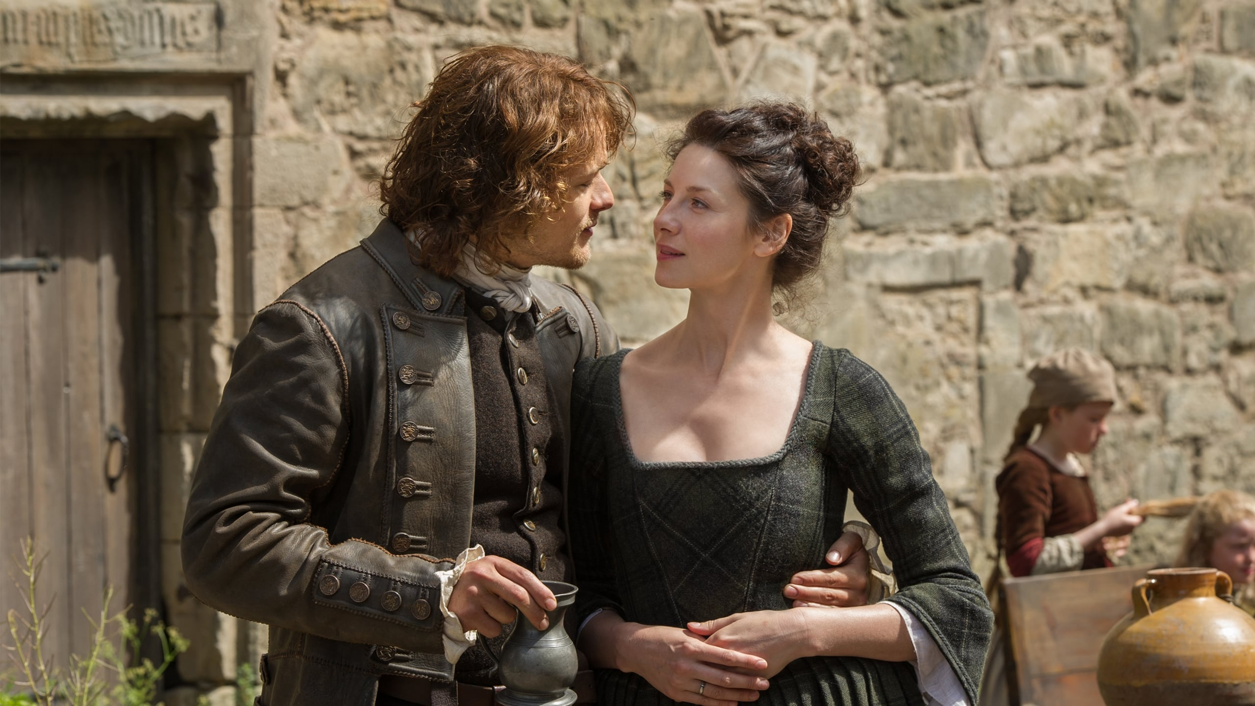 Outlander Season 1 :Episode 12  Lallybroch