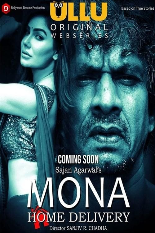Mona Home Delivery Poster
