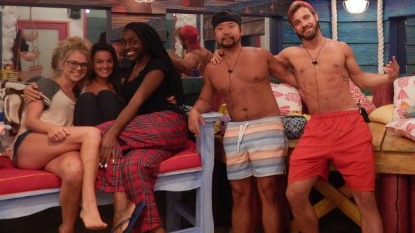 Big Brother Season 18 :Episode 15  Battle Back