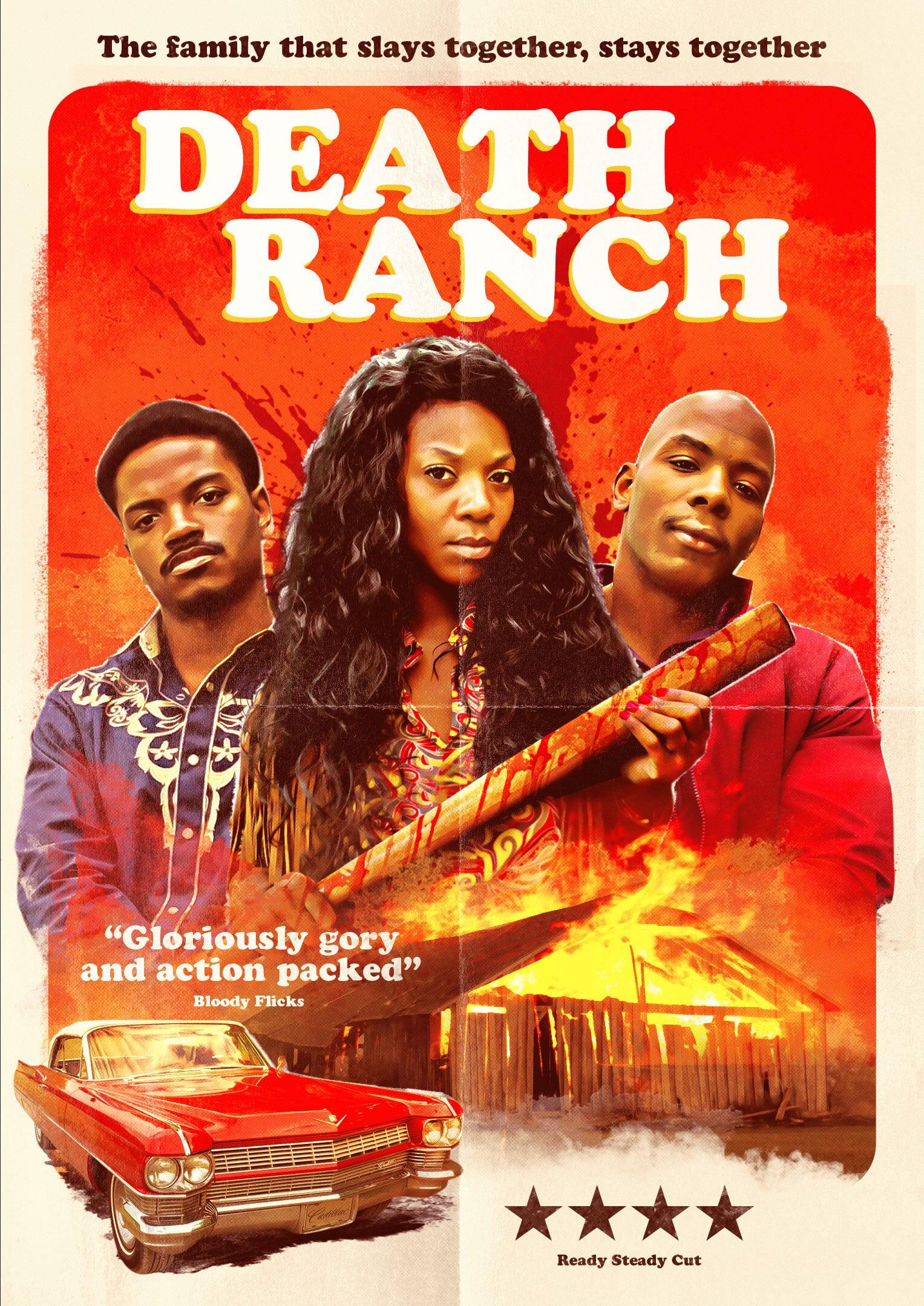 Death Ranch Legendado