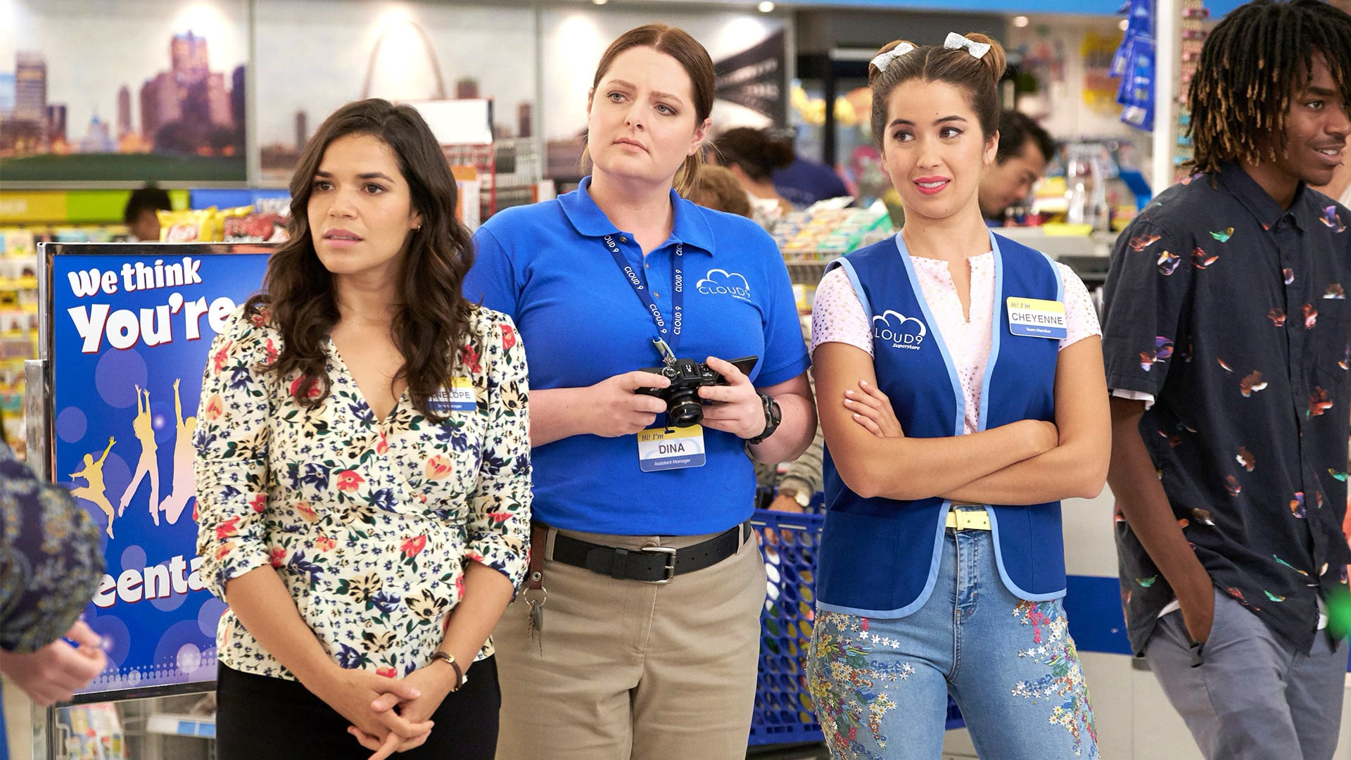 Superstore Season 5 :Episode 4  Mall Closing