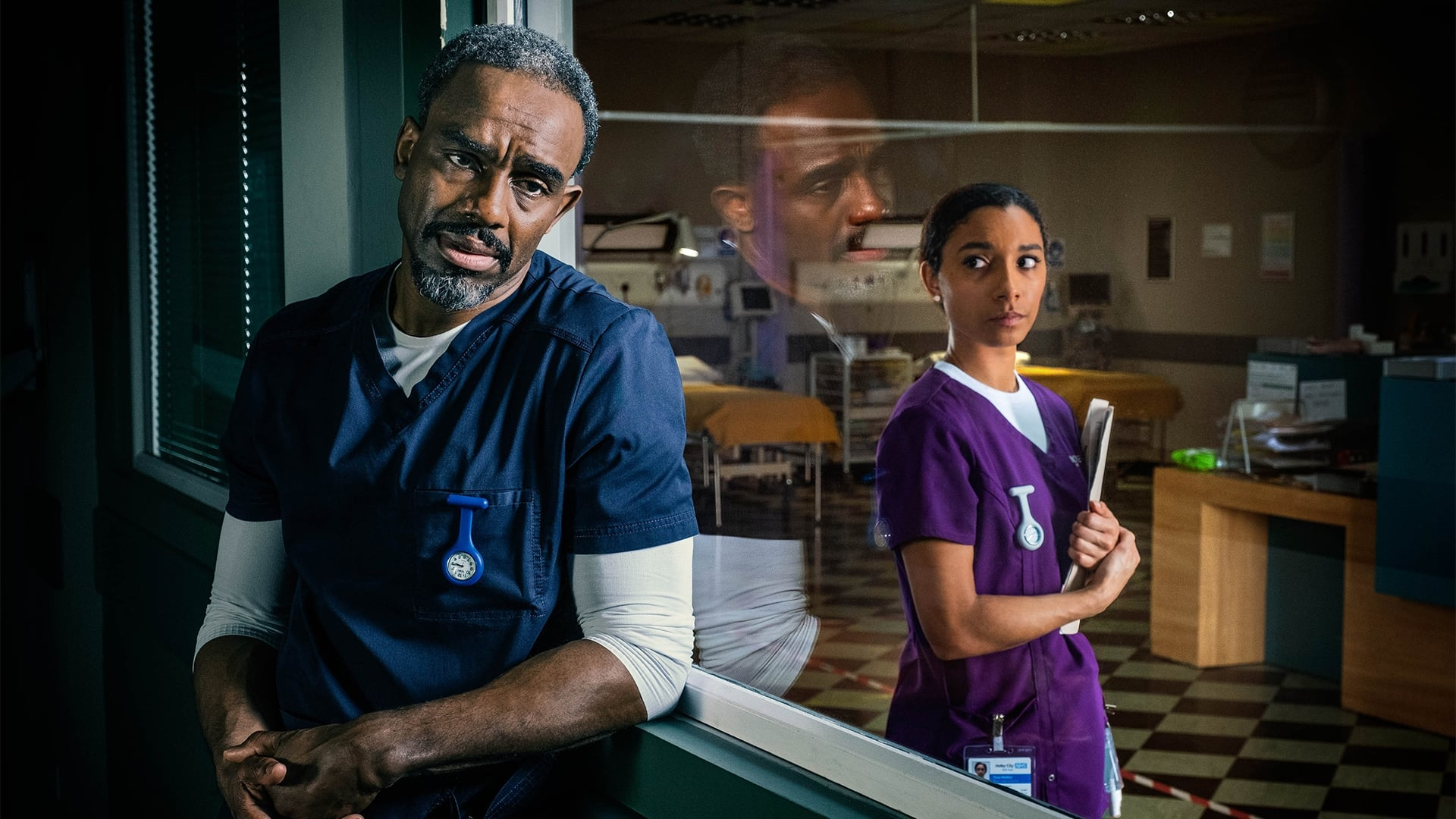 Casualty Series 16